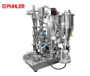 实验型气流磨PQW100的图片