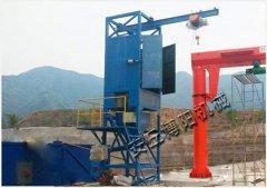 煤粉吨袋拆包机 密闭吨包卸料站的图片