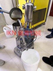 零VOC水性环氧乳液乳化设备的图片