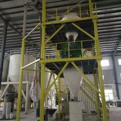 干粉砂浆成套设备的图片