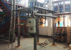 金属粉料吨袋包装机_吨包机厂的图片