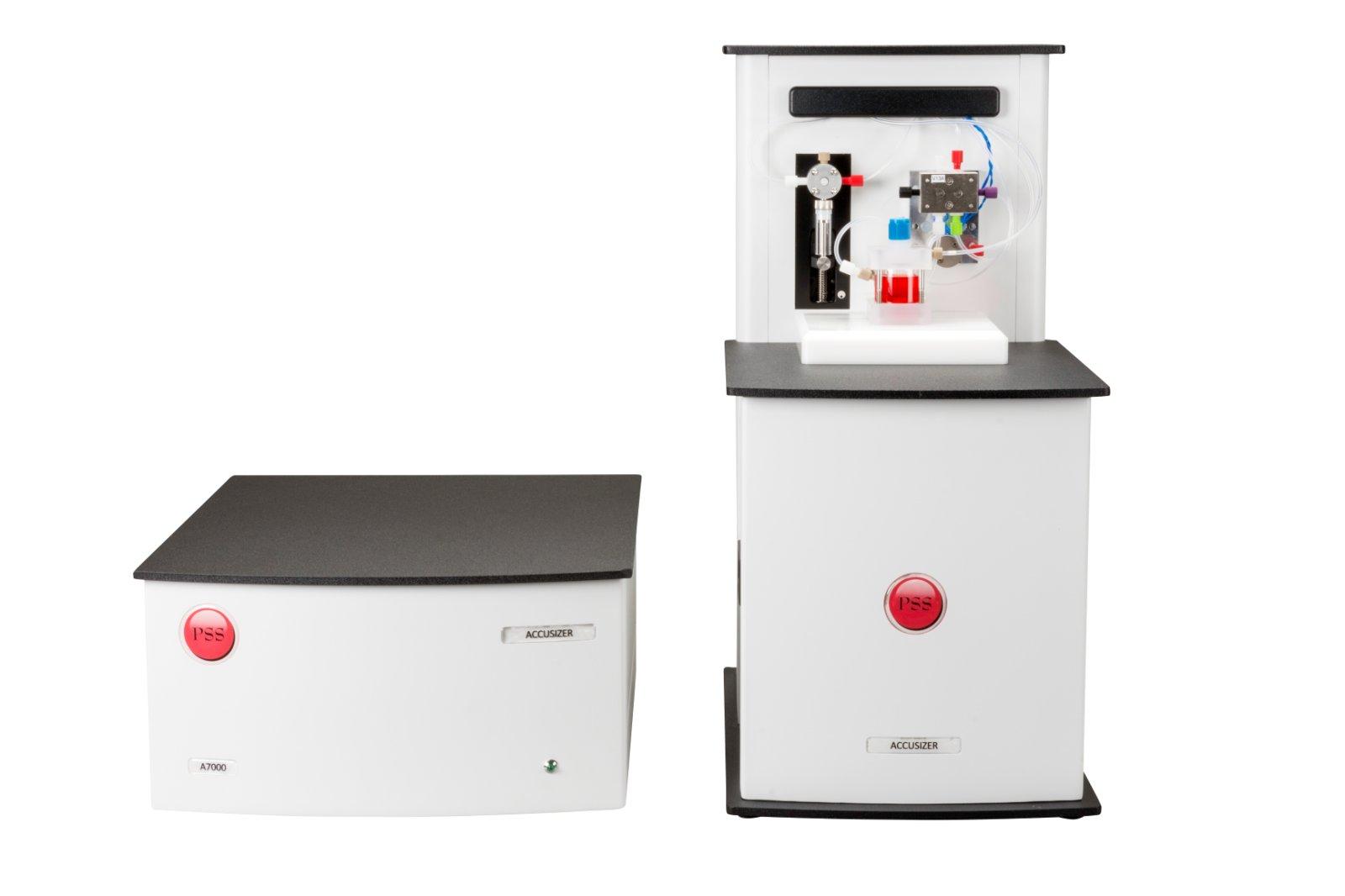 美国PSS AccuSizer 780 A7000 APS 乳剂检测仪的图片