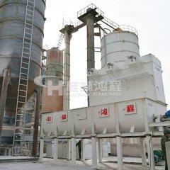 石灰石化灰机广西氢氧化钙制粉生产线