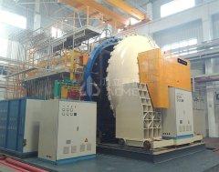 臥式化學氣相沉積爐(碳化硅)