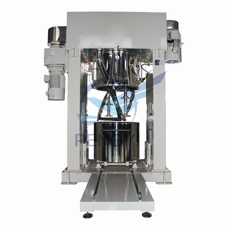 龙门式真空搅拌机 高粘度混合搅拌设备 搅拌机的图片