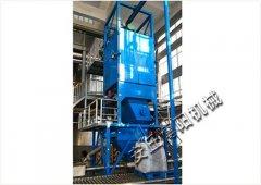粉煤灰吨袋拆袋机 非标吨包投料站方案设计的图片