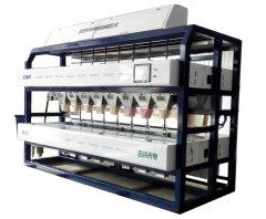 8R双层16-120目石英砂色选机的图片