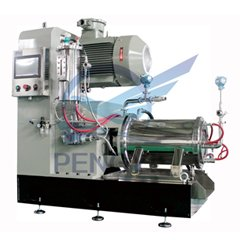 新材料纳米级砂磨机的图片