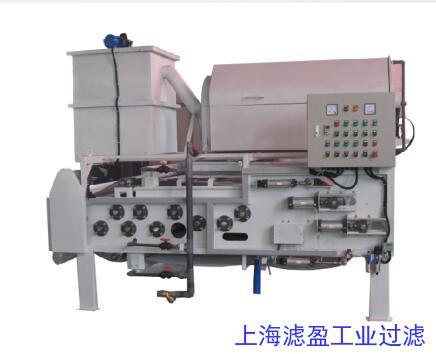 带式压滤机带式压榨过滤机的图片