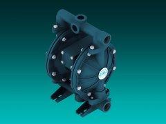 "OVELL(奥锐力)1/2"" 金属气动隔膜泵"