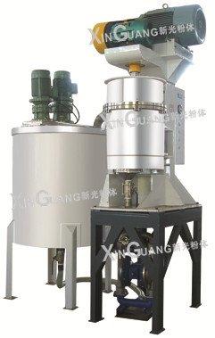 循环式搅拌球磨机QX系列的图片