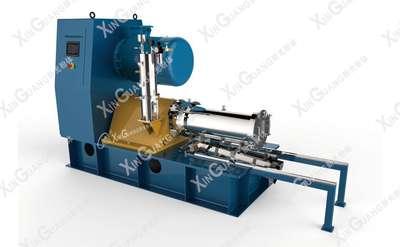 涡轮式高效分散超细磨机SMA系列的图片