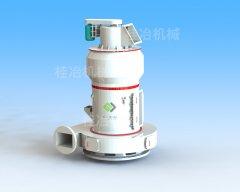 GYC2000A碳酸鈣免維護磨輥裝置雷蒙磨粉機粉體加工設備的圖片