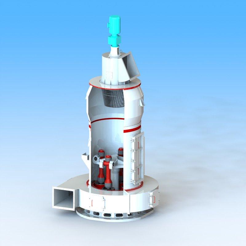 GYD1300A鈦白粉保守值400-700小時免維護磨輥裝置雷蒙磨粉機的圖片