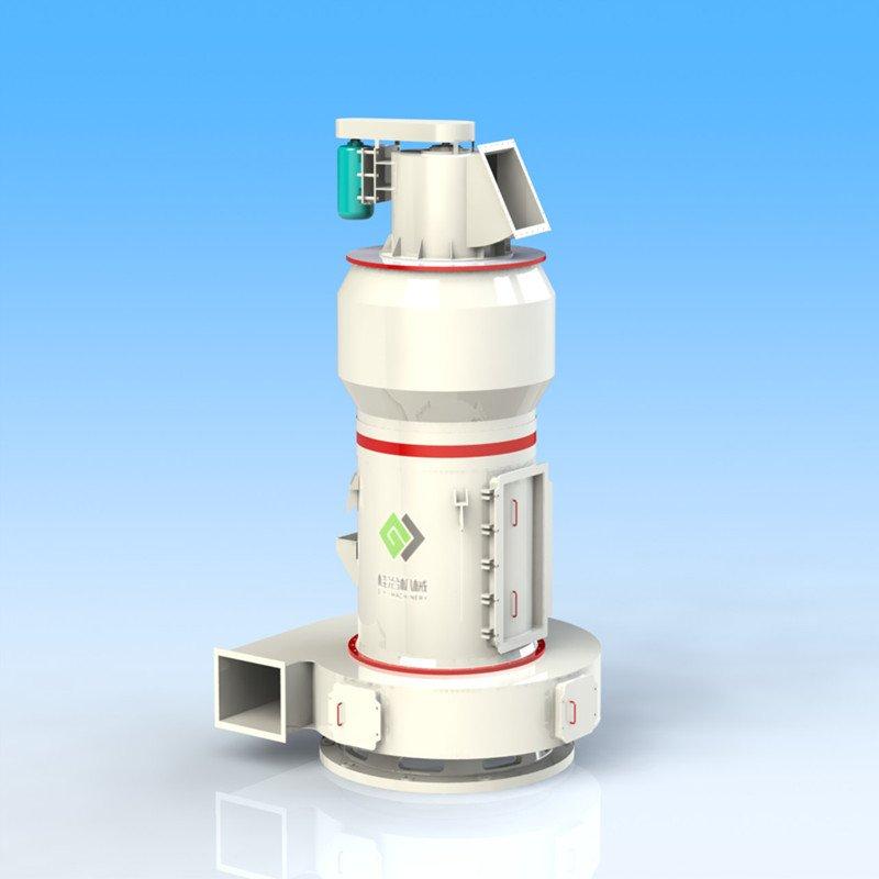 GYD1670A碳酸鈣保守值400-700小時免維護磨輥裝置雷蒙磨粉機的圖片