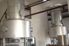 硫化灰KBR烘干机