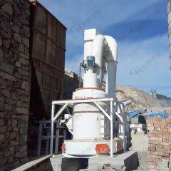 欧版梯形磨粉机HC系列400目方解石雷蒙磨