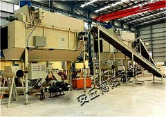 炭黑自动破包机 博阳自动拆包机工作流程的图片