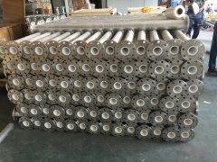 NP-O整体式耐磨陶瓷管道的图片
