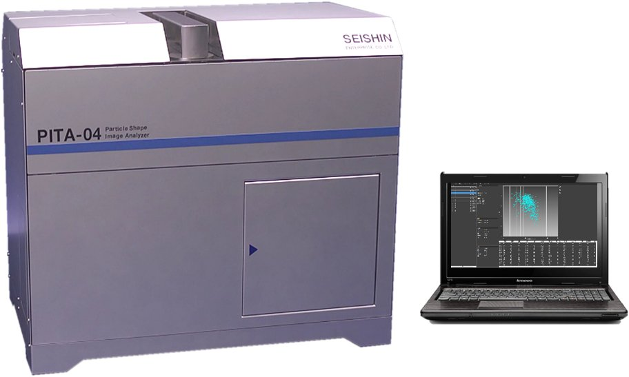 粒形图像解析装置的图片