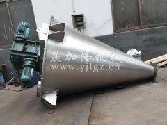 DSH系列锥形双螺杆螺旋混合机的图片