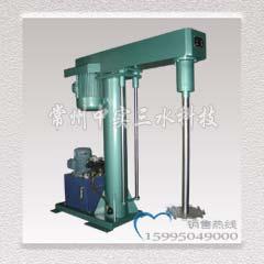 双导柱液压分散机的图片