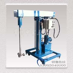 ALSD型双导柱液压升降式脱泡搅拌机的图片