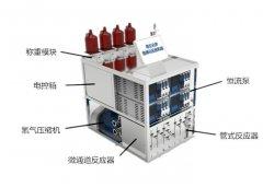 三合一微通道管式固定床反应器的图片