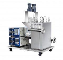 微型通道反应器的图片