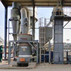 石灰石矿石加工设备雷蒙磨粉机石头磨粉机