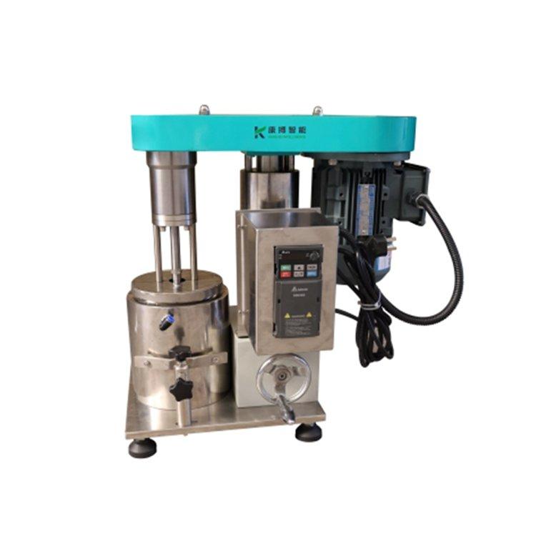 KL系列篮式锂电材料砂磨机的图片