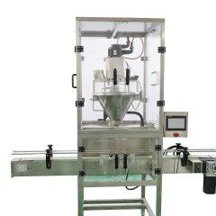JA-50L 单头螺杆自动罐装机的图片