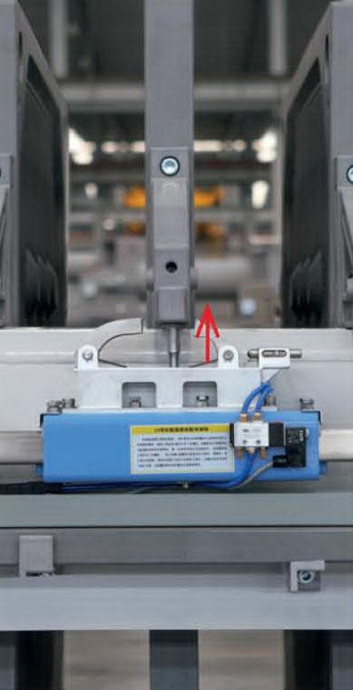 滤板气动振打装置的图片