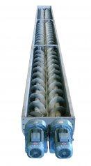 双驱螺旋输送机的图片