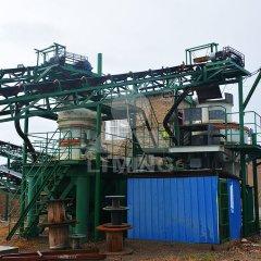 沙石厂办厂条件 石子制砂生产线一套的图片