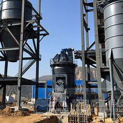 制煤粉系统的主要设备 煤磨立磨的工作的图片