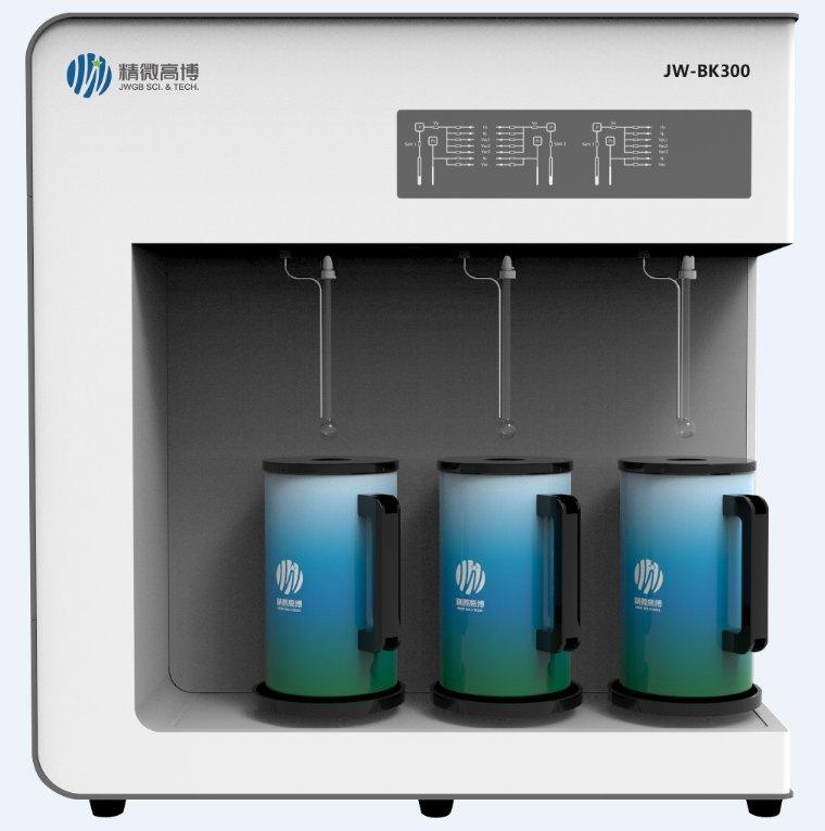 陶粒专用全自动三站微孔分析仪的图片