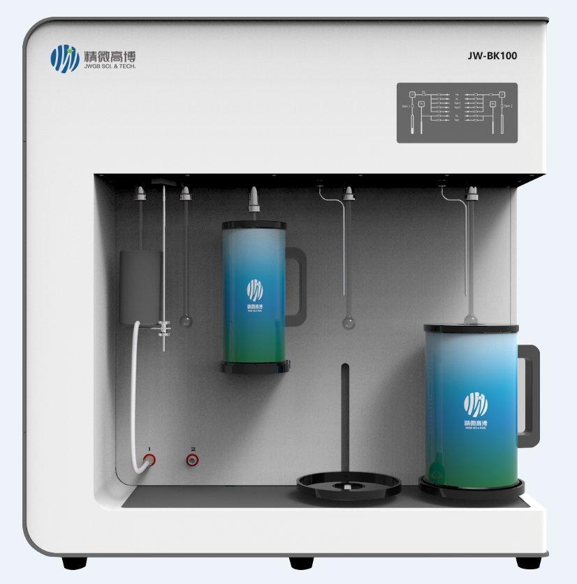 氧化锌 BET比表面及孔径分析仪的图片