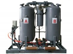 微热再生压缩空气干燥机