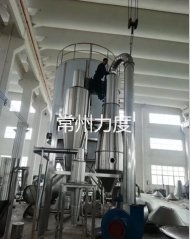 大豆蛋白粉专用喷雾干燥机的图片