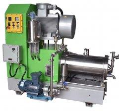 NG-100L超大流量砂磨机的图片