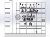 整厂输送工艺设计及规化的图片