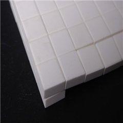 耐磨氧化铝陶瓷衬片的图片