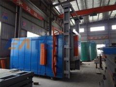 全纤维炉体移动式电阻炉