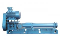EH...N系列背包式单螺杆泵