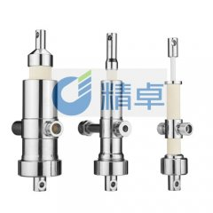 槽阀式柱塞泵