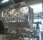 XF 系列臥式沸騰干燥機