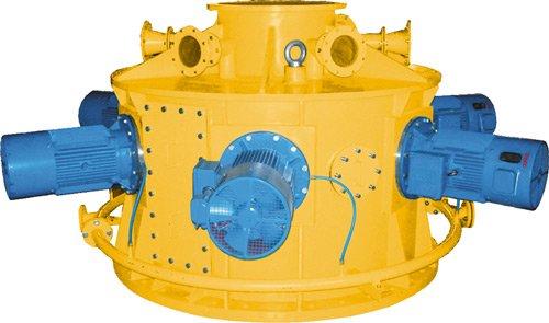 HFW系列气流分级机的图片