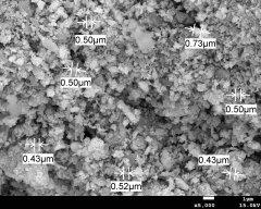 Ga掺杂LLZO无机固体电解质的图片