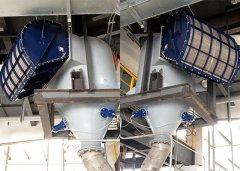 原料储存防爆料仓的图片